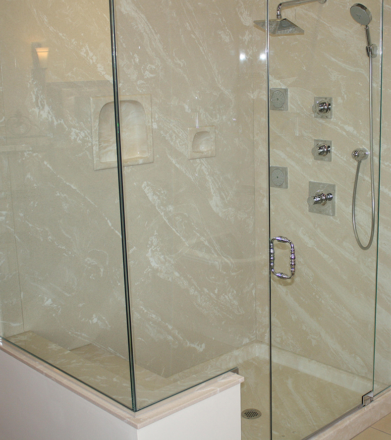 Shower Packages Taylor: Tere-Stone®