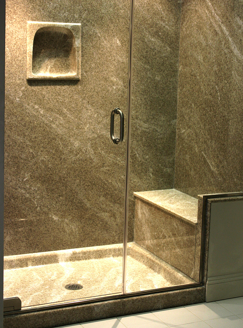 TereStone Shower