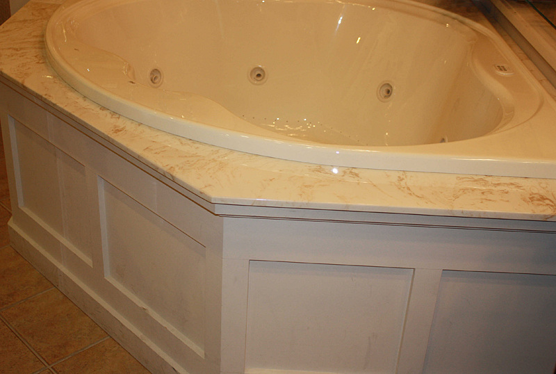 Tub-Decks Taylor: Tere-Stone®